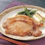 レシピ ~豚ロースの味噌漬け~