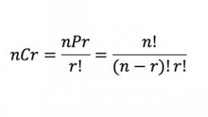 数学A  組合せ  特訓プリント